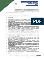MMA-I-17 INSTRUCTIVO MANTENIMIENTO PREVENTIVO Y CORRECTIVO TIPO PAQUETE