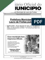 DECRETO BA LAURO DE FREITAS 4.672_20 DO