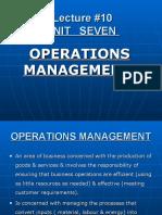 UNIT_SEVEN_-_Operations_Management_Improved