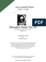 Weiss - Dresden Suite 30