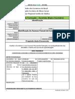 CadComp - Plano Pessoal de Formação - ESCOTEIRO