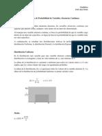 DISTRIBUCIONES DE PROBABILIDAD DE VARIABLES CONTINUAS Lic. Logística