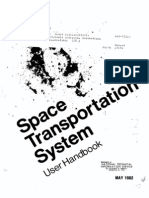 Space Transportation System User Handbook