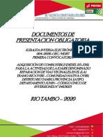 Habilitacion Tecnica Sie 004-2020 Rio Tambo Diesel