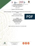 Cuadro Sinóptico - Sectores Económicos