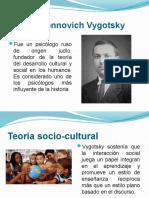 teoria socio-cultural