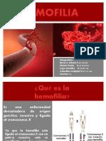 Hemofilia y Atención Odontológica