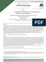 Geopolítica del inframundo. Determinismo y causalidad síquica entre los ancestros otomíes