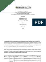 diagnóstico de la empresa psicología organizacional