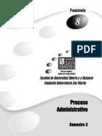 Procesos Admnistrativos - 8