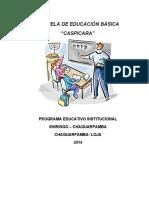 PEI AUTOEVALUACION INSTITUCIONAL.docx