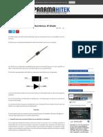 conceptos básicos de electrónica_ el diodo _ panama hitek