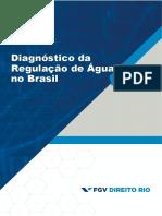 Diagnostico da regulacao de aguas no Brasil