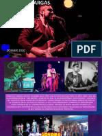 Dossier 2020 Francisco Vargas