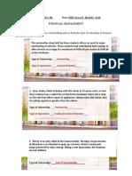 Financial Management - Exercise 2