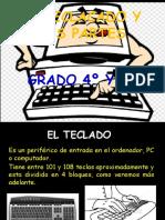 EL TECLACADO Y SUS PARTES