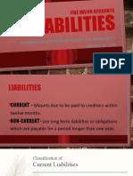 FABM1 Lesson8-1 Five Major Accounts-LIABILITIES