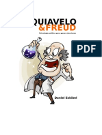 Libro Maquiavelo&Freud (Adelanto)