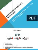 BPM  conceptos básicos e importancia.pdf