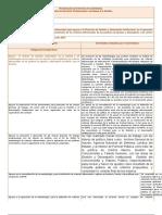 ejemplos de presentación de Informes de Contratistas