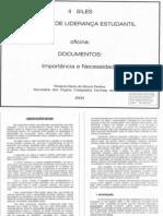 Oficina Documentos SILES 2003 DCE Unitau reduce4