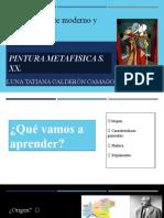 presentación arte pintura metafisica 2020.pptx