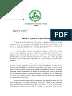 Informe - Susan Aguero