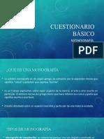 CUESTIONARIO BÁSICO TERCER AÑO 2020