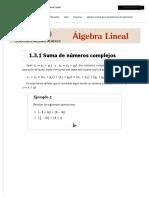 1.3.1 Suma de números complejos _ 1
