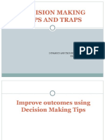 Report in Dynamics and Techniques in Decision Making 090217.ppt