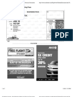 Southwest Airlines - Print Boarding Passes and Security Documents