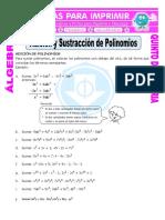 Adicion-y-Sustraccion-de-Polinomios-para-Quinto-de-Primaria