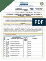 REFLEXIÓN DE APRENDIZAJE PARA PRIMEROS GRADOS.pdf