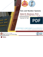 5 Sets and Number Systems, ppt