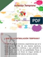Presentacion Est. Temprana