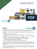 Company Profile MandiriBerkarEnergy