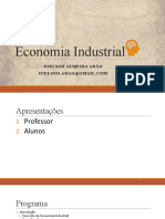 Economia Industrial.26.08.2019