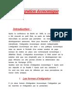 exposé exposé economique (Enregistré automatiquement)