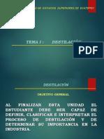 25 SEPT -DESTILACION.ppt