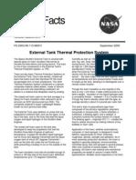 NASA Facts External Tank Thermal Protection System 2003