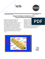 NASA Facts External Tank Thermal Protection System 2004