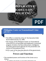 Philippine Center on Transnational Crimes