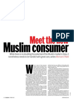 New Muslim Consumer CAMPAIGN Oct 2010