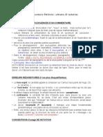 Le Commentaire LittéraireAttentes Et Notation