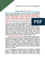 Dynamic-learning-Module