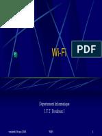 ASR2 Reseau WiFi Cours1
