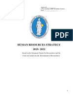 Human resources strategy Action  plan