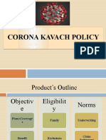 Corona Kavach Policy-PPT