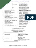 20-10-02 Epic v. Google Joint Case Management Statement