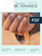 Islamic Finance- Niche or Ubiquitious  (SMM article)OIFI12Nov2010